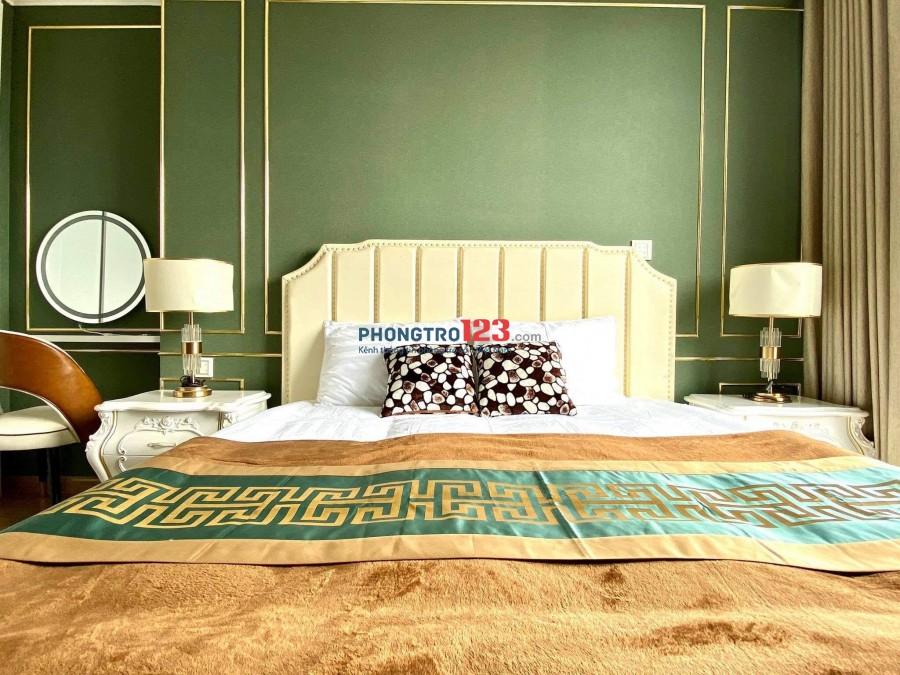 Cho thuê căn hộ 1-2-3-4 Phòng ngủ Vinhomes Central Park. Giá tốt 09/2020