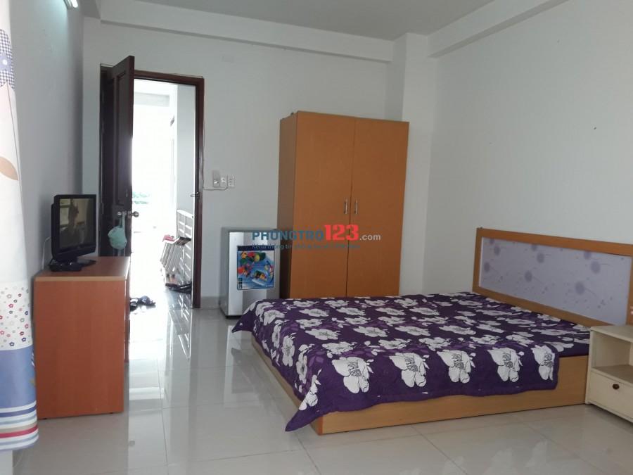 Cho thuê căn hộ cao cấp đầy đủ tiện nghi giá 4,5 tr/th