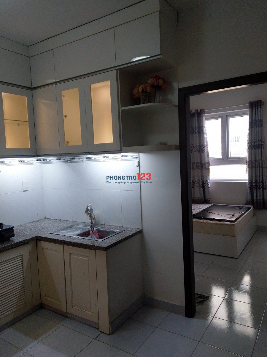 Chính chủ cho thuê căn hộ chung cư Tân Phước 1PN 50m2