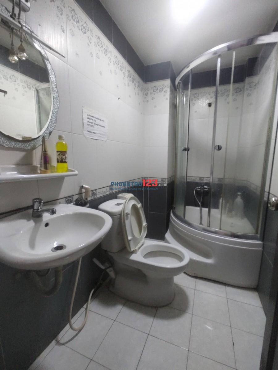 Cho thuê phòng trọ cao cấp tiện nghi đầy đủ nội thất tại Quận 5