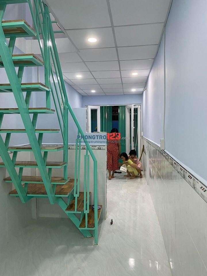 Nhà cho thuê nguyên căn 1 trệt 1 lầu tại Xô Viết Nghệ Tĩnh, Q Bình Thạnh