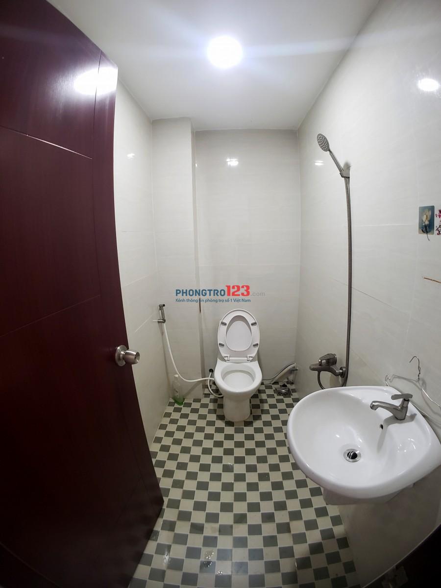 Cho thuê phòng cao cấp Gần vòng xoay đầm sen 23m2