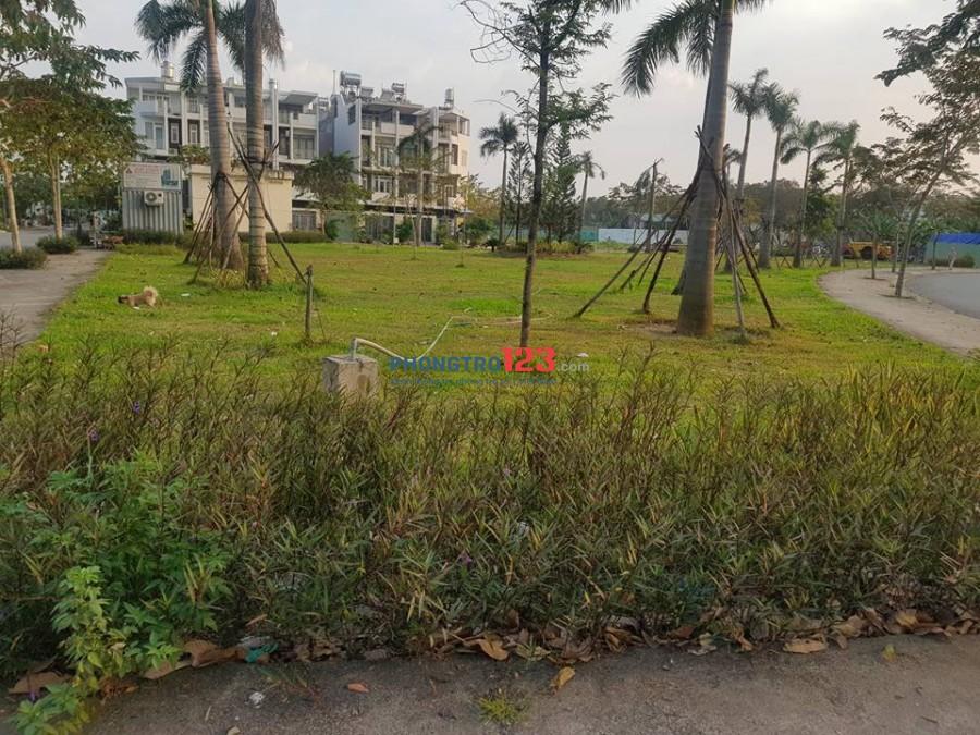 Phòng đẹp, Khu Bình Lợi, gần trường Văn Lang,văn minh,lịch sự,nhà nhìn ra sông,bên cạnh công viên