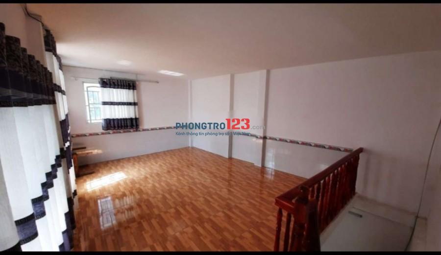 Cho thuê nhà nguyên căn 1 trệt 2 lầu 71m2 2pn tại hẻm 69 Lý Thường Kiệt P4 Q Gò Vấp giá 8,5tr/th