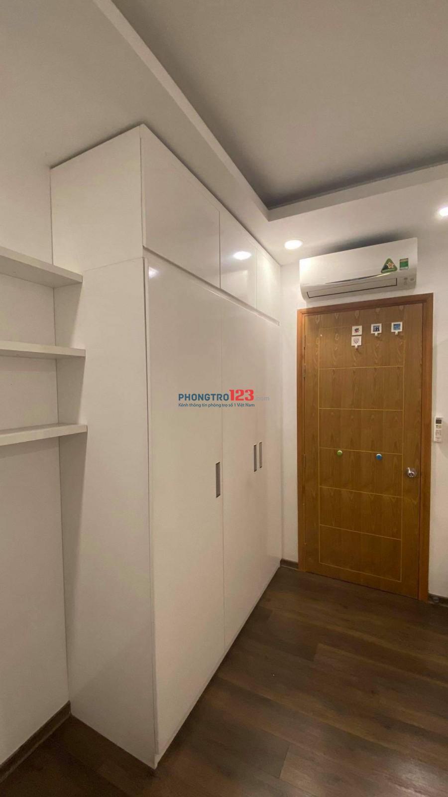 Share phòng full nội thất trong chung cư CBD