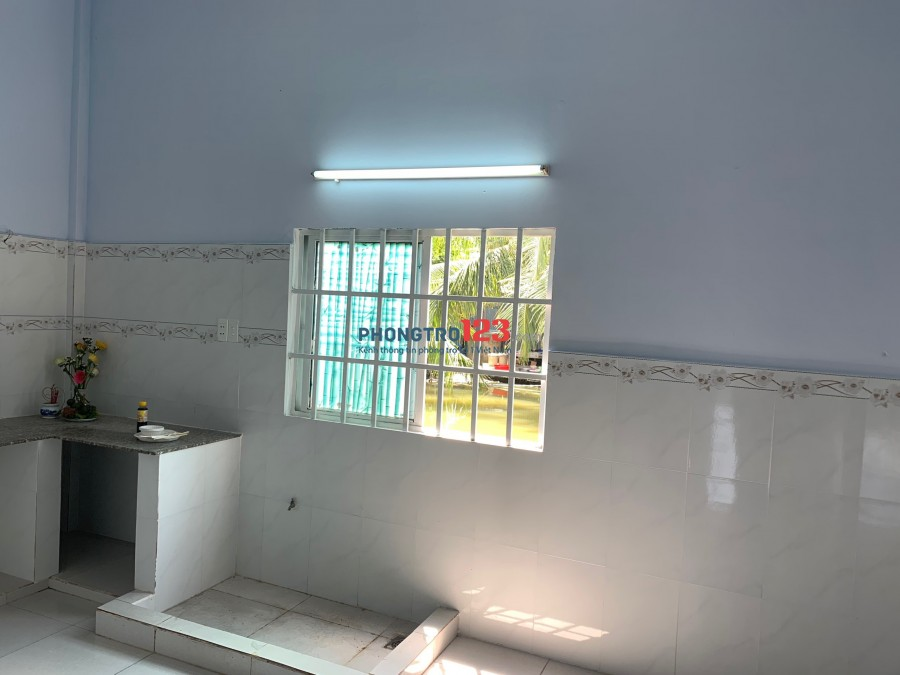 Cho thuê nhà gần KCN Cầu Tràm - diện tích 85m2