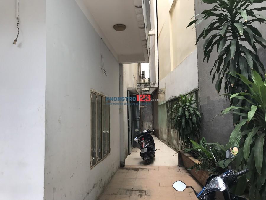 Nhà nguyên căn 8x25m, trệt, 2 lầu, mặt tiền đường D5, cho thuê văn phòng