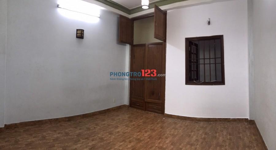 Cho thuê nhà nguyên căn 4x14 1 trệt 2 lầu 4pn HXH Tại Hẻm 465 TKTQ P Tân Quý Q TPhú