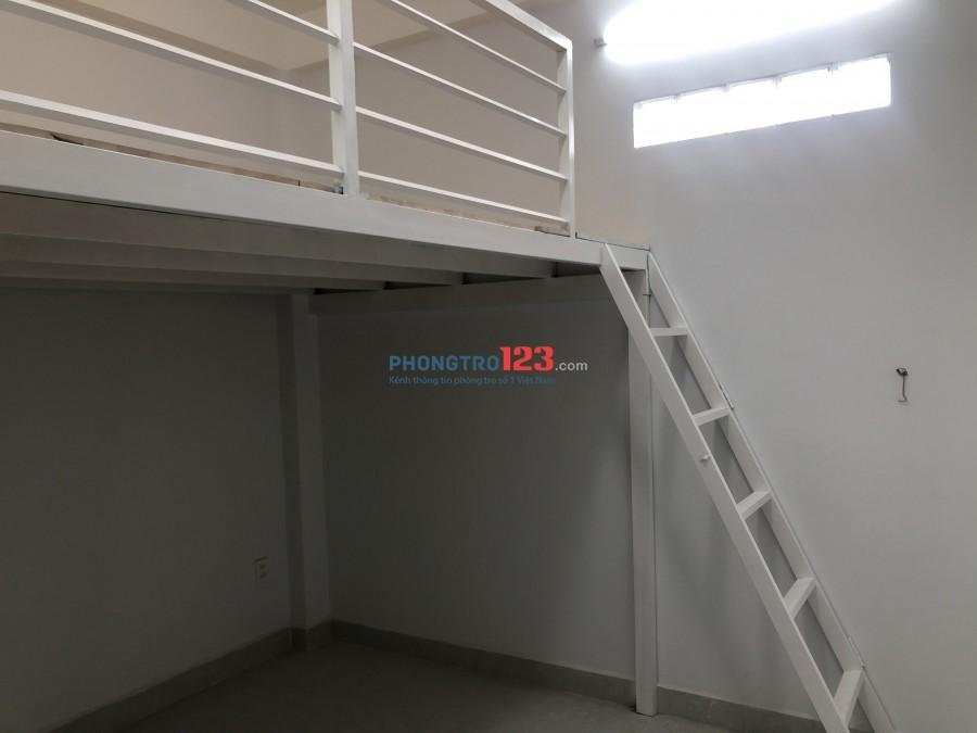 Phòng trọ tại Thủ Đức mới xây sạch sẽ thoáng mát, khu an ninh