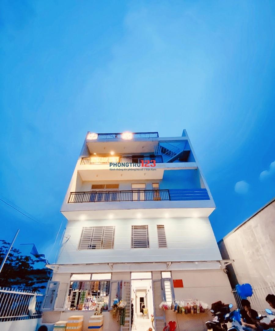 Phòng trọ mới xây ngay khu CNC gần ĐH FPT, HUTECH, CĐ Sư Phạm TW