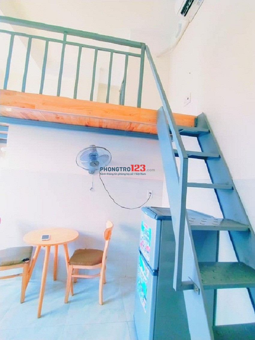 Phòng trọ cao cấp cho thuê giá rẻ sạch đẹp phường 15 Tân Bình