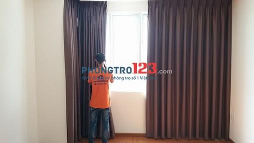 Tìm 1 nam ở ghép căn hộ cao cấp Him Lam, Chợ Lớn, Quận 6. Giá 2.5 triệu/tháng