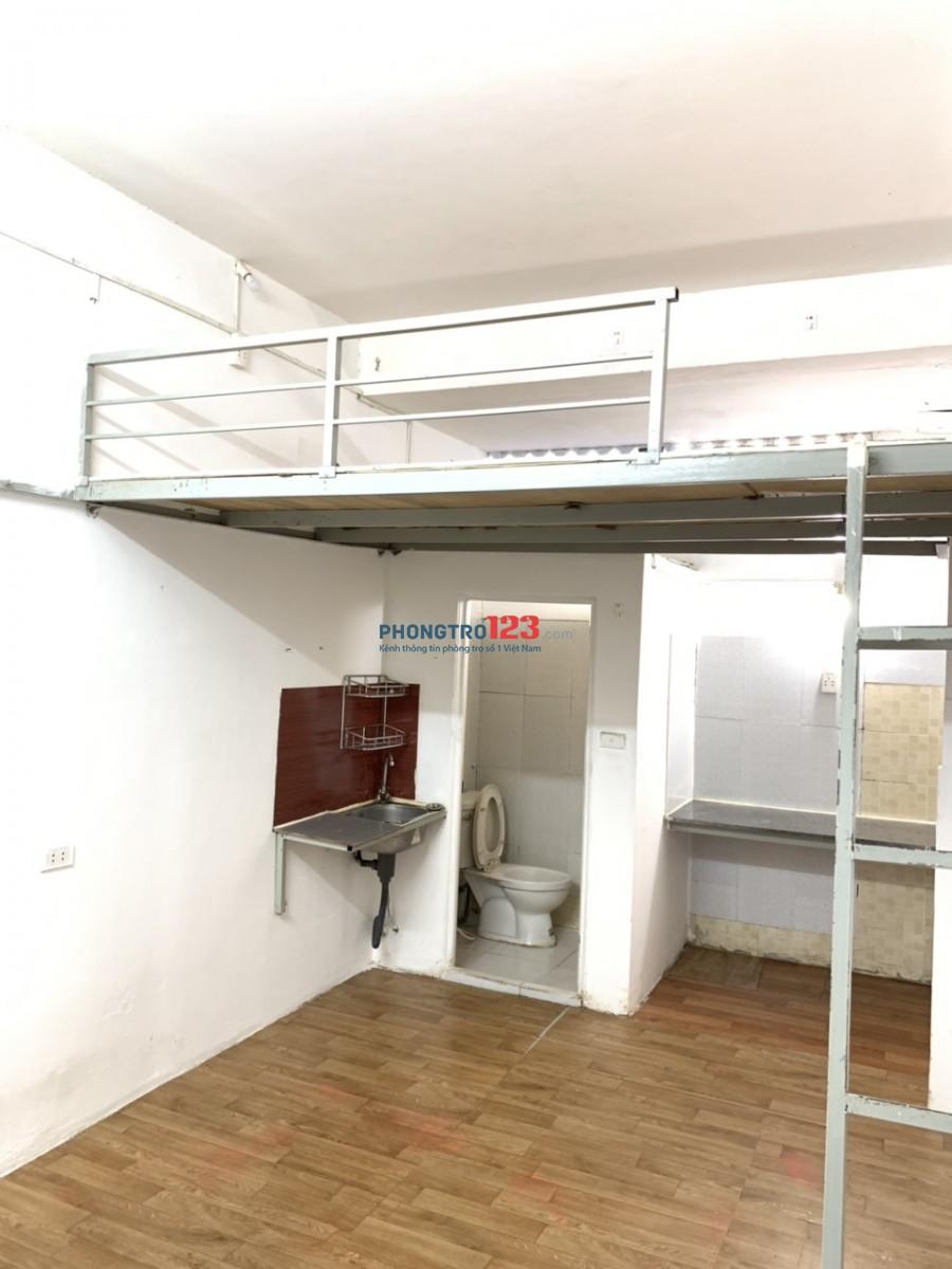 Phòng trọ giá sinh viên, có gác Cộng Hoà - Tân Bình