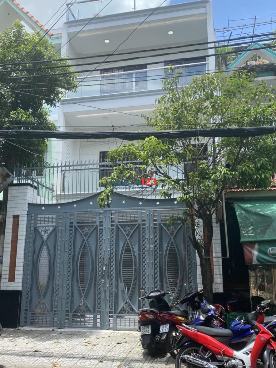 Nhà nguyên căn mới 100% MT đường A4 (K300) 3 tầng ở Tân Bình