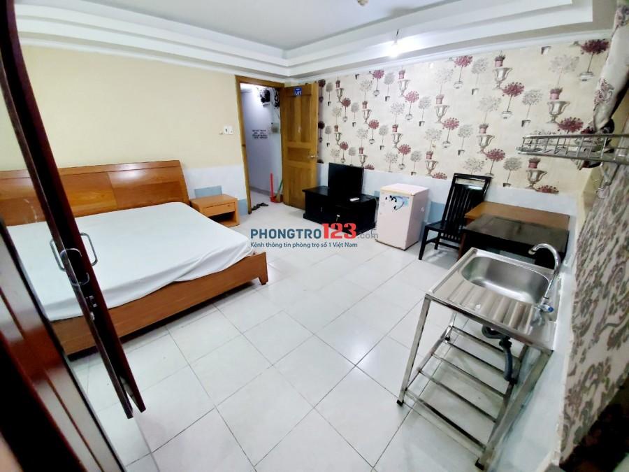 Phòng 35m2 trung tâm quận Phú Nhuận mặt tiền Đào Duy Anh