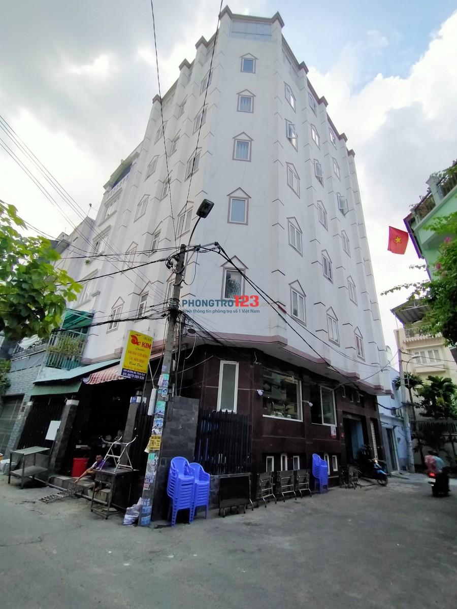 Cho thuê Phòng Cao Cấp đường Trần Hưng Đạo. Giá 3,5 triệu/phòng 20m2