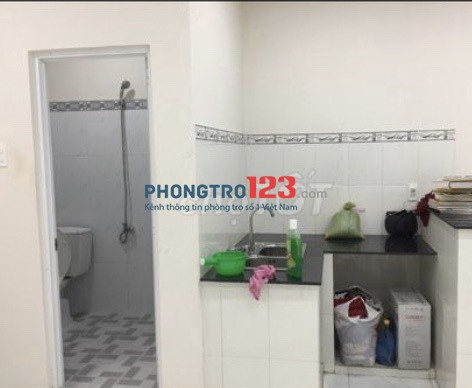 Cho thuê phòng trọ 24m2 nhà hẻm xe hơi gần Cầu Sài Gòn Tại 30/2 Đường số 1 P Bình An Q2