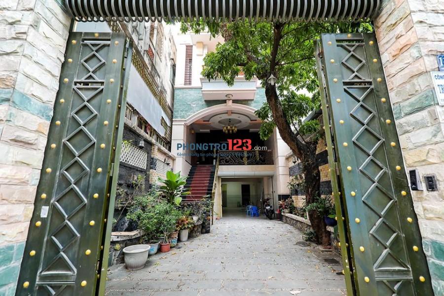 Ký túc xá cao cấp quận 10 đường Thành Thái