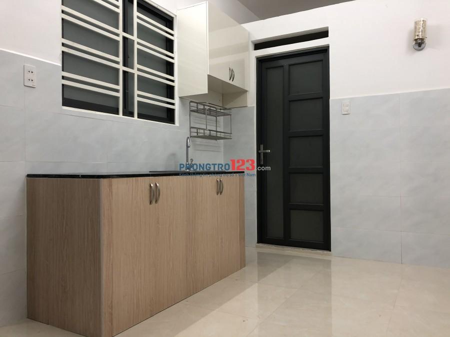 Phòng trọ văn minh Khôi Uyên house Tân Phú