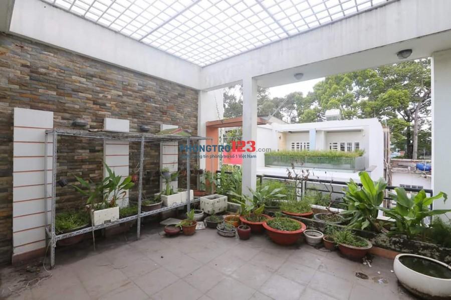 Ký túc xá cao cấp nhiều tiện ích tại quận 5 Nguyễn Chí Thanh