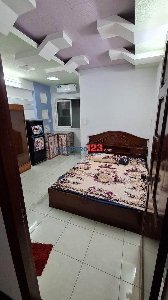 Phòng trọ đầy đủ nội thất giá rẻ Phạm Văn Chiêu Gò Vấp