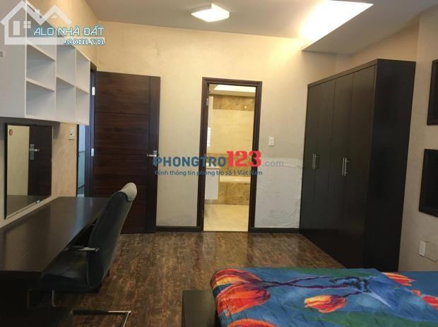 Căn hộ cao cấp 55m2 1 phòng ngủ gần Sân Bay Tân Sơn Nhất