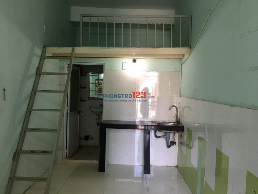 Phòng trọ cho thuê dài hạn - chung cư bình dân