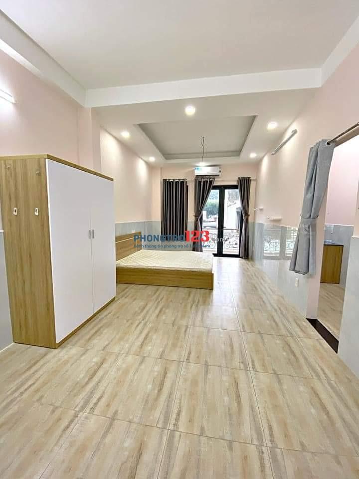 Phòng trọ cao cấp full nội thất mới tại Nguyễn Kiệm Gò Vấp