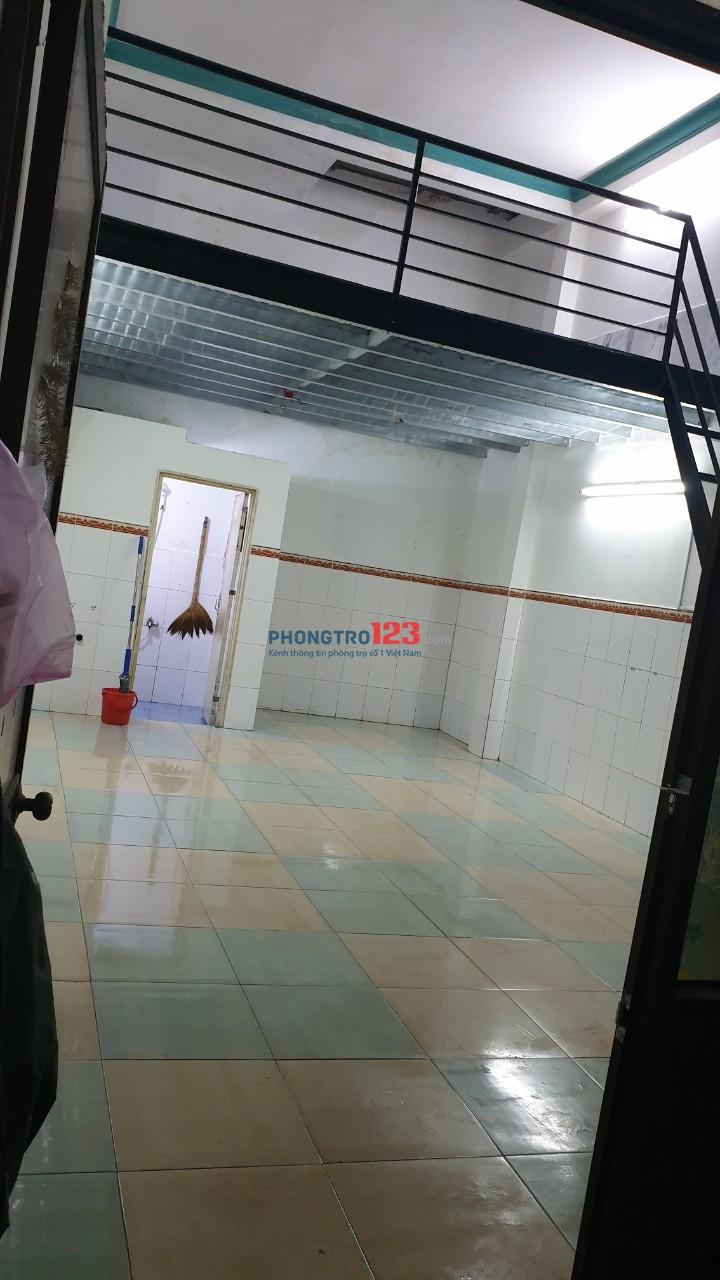 Chính chủ cho thuê phòng trọ có gác Wc riêng tại 214 Bàu Cát P11 Q Tân Bình giá 4,5tr/th