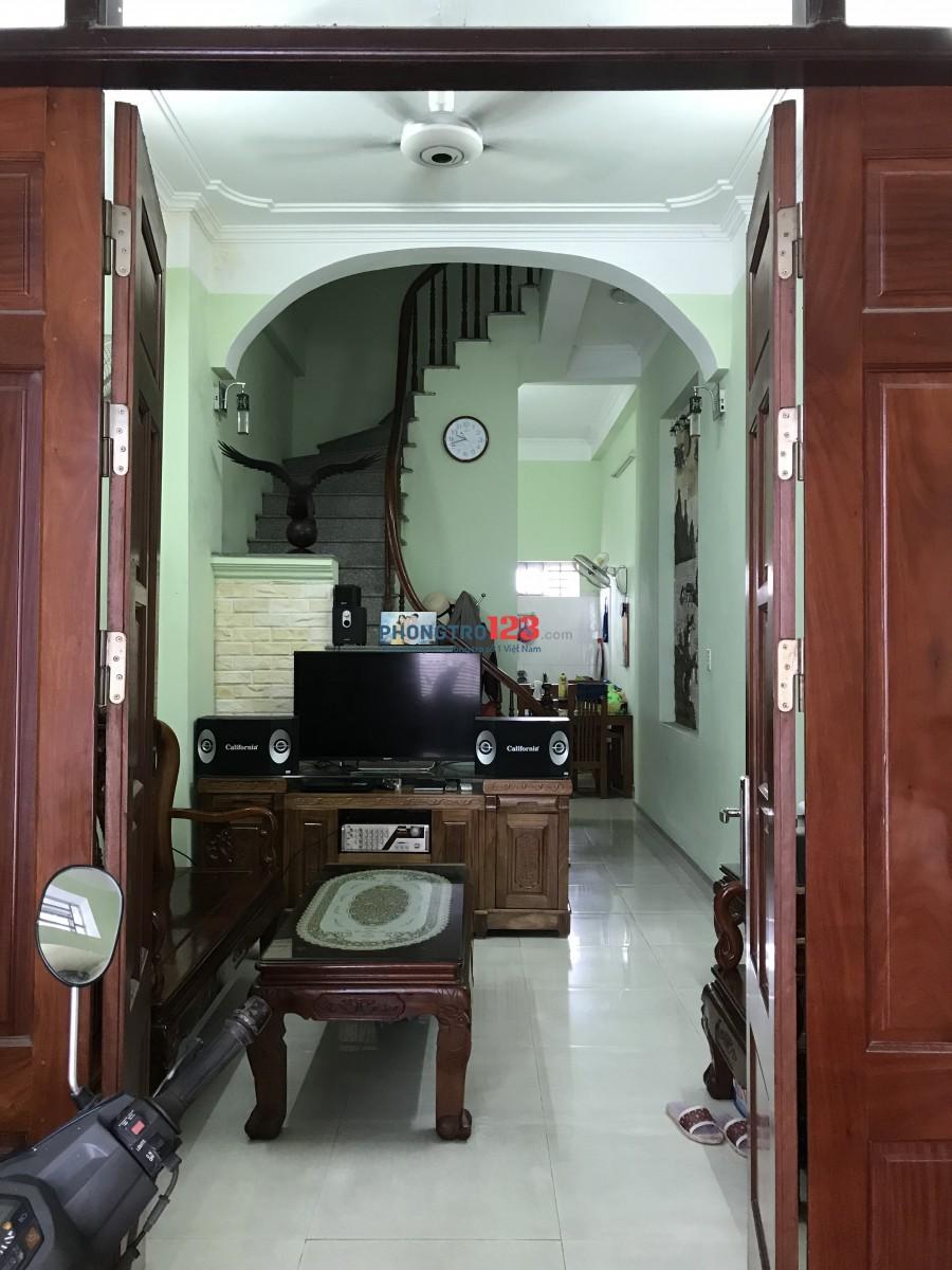 Cho Thuê nhà trong ngõ đường Hữu Hưng- Tây Mỗ- NTL- HN (Gần ngay dự án Vinhome Smart City- Tây Mỗ)