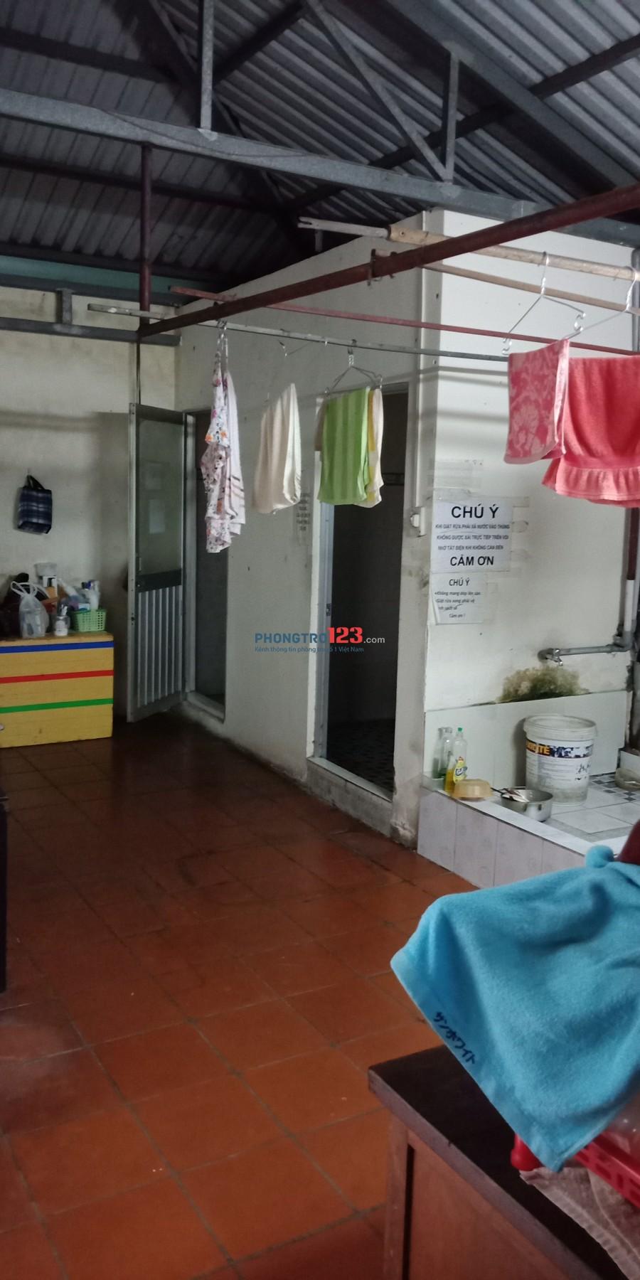 Phòng trọ cho thuê sạch sẽ, an toàn, đầy đủ tiện nghi gần nhiều trung tâm thương mại, chợ