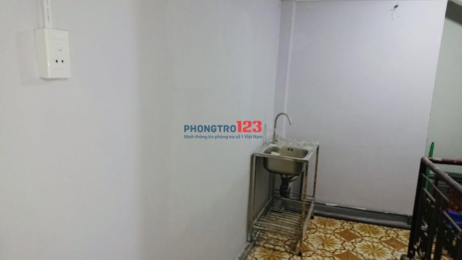 Lầu 1, 40m2, nhà 132/7 Huỳnh Mẫn Đạt, P.3, Q.5, TP.HCM.