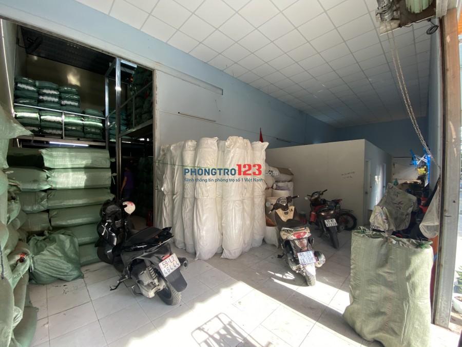 Chính chủ cần cho thuê kho 300m2 ngay trung tâm Bình Hưng Hoa A Q Bình Tân