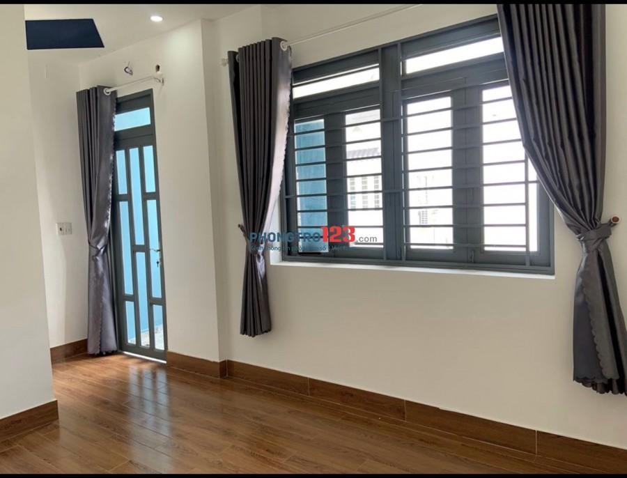 Cho thuê nhà nguyên căn 6x9 1 trệt 1 lửng 2 lầu 1 sân thượng tại hẻm 1020 Quang Trung GVấp