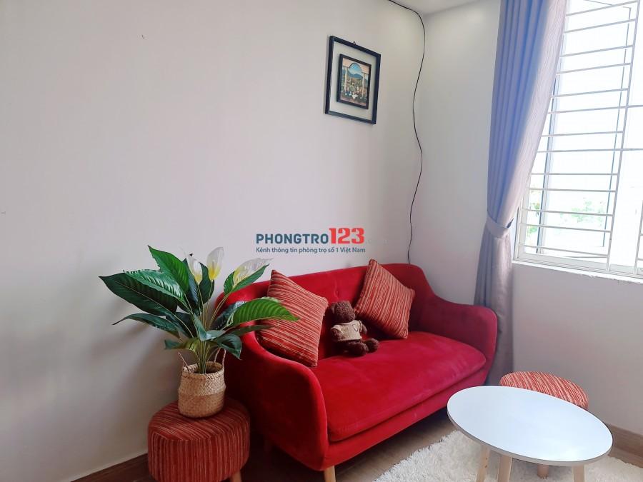 Phòng trọ đầy nội thất cao cấp mới 100% giá rẻ tại Dương Bá Trạc Quận 8