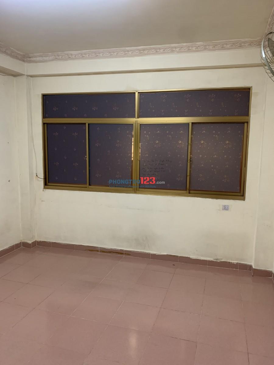Phòng trọ rộng 20m2 p11 q5 gần trường Đại Học Y Dược