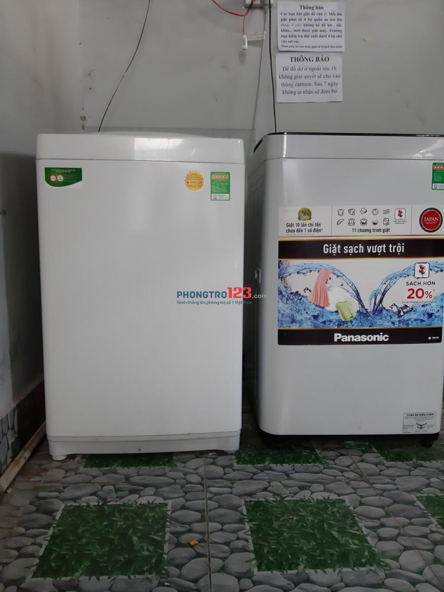 Ở ghép trọn gói 700k máy lạnh, máy giặt,máy nước nóng- Phạm Hùng