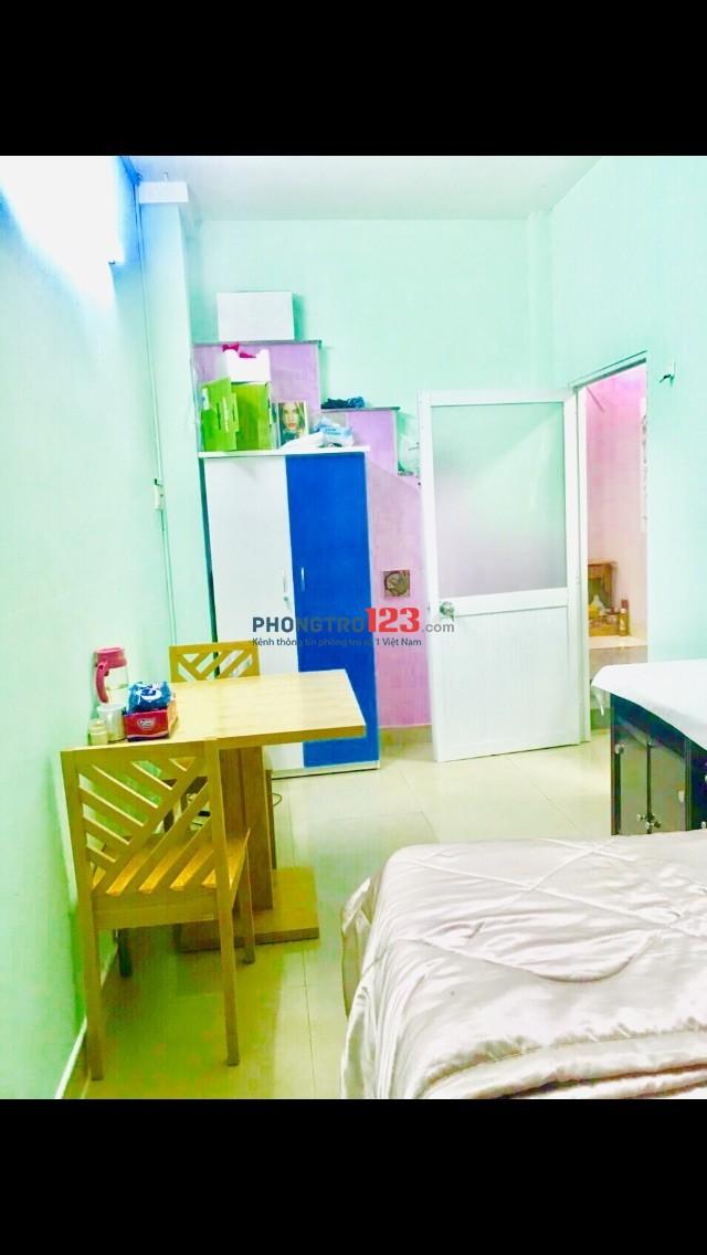 PHÒNG ĐỦ TIỆN NGHI PASTER Q.3 gần trường ĐH