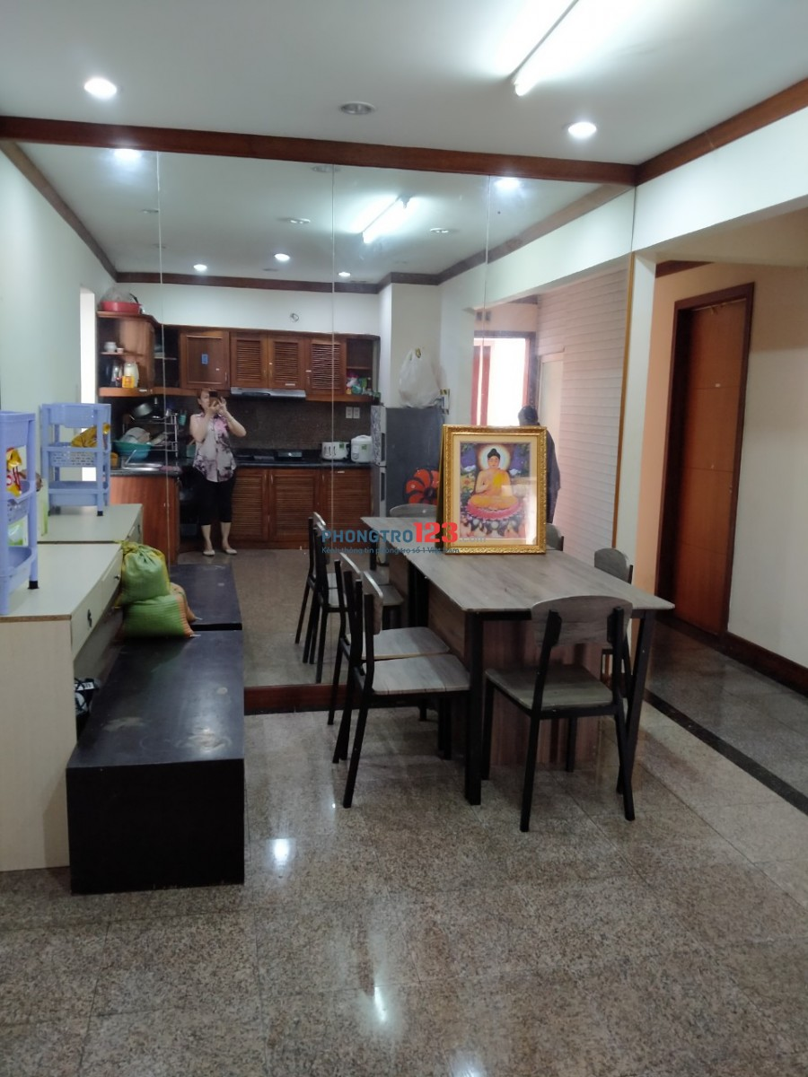 Phòng Master CC Thanh Bình, HAGL3, Phú Hoàng Anh, Hưng Lộc Phát đẹp- full nội thất, đẹp có WC riêng.g.