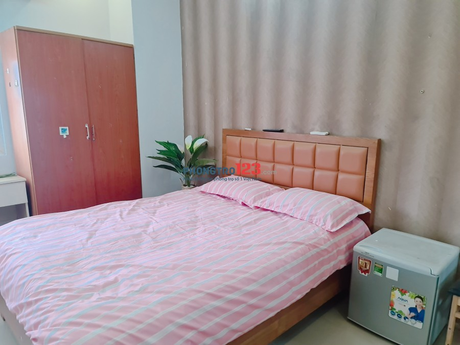 Phòng trọ dầy đủ nội thất Dương Bá Trạc Phường 4 Quận 8. Giá tốt 3.4triệu/tháng, Đầy đủ nội thất
