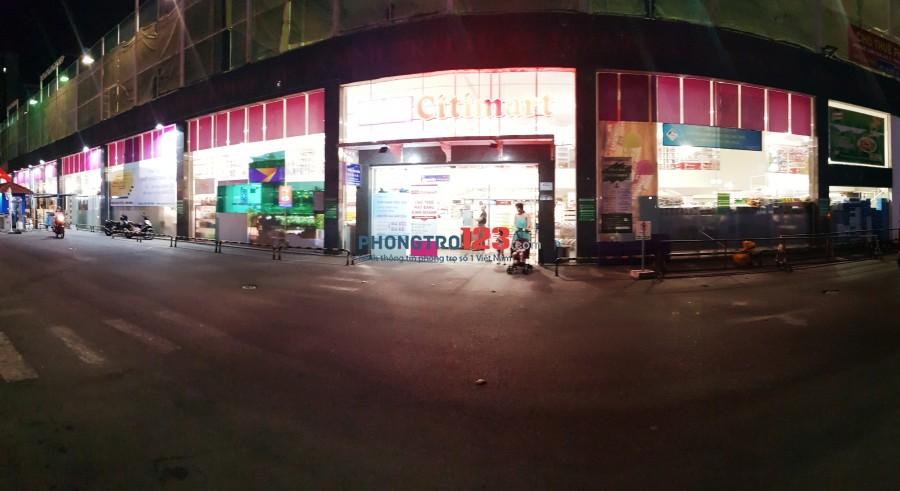 Phòng full NT trong chung cư cao cấp, BAN CÔNG SIÊU LỚN, gần ViVo City, siêu thị,hồ bơi
