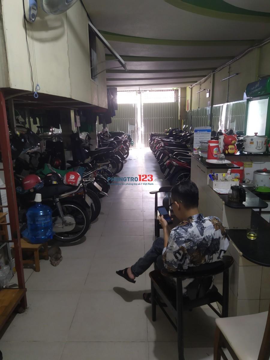 Phòng trọ ở ghép giá rẻ Nguyễn Kiệm P9 Phú Nhuận
