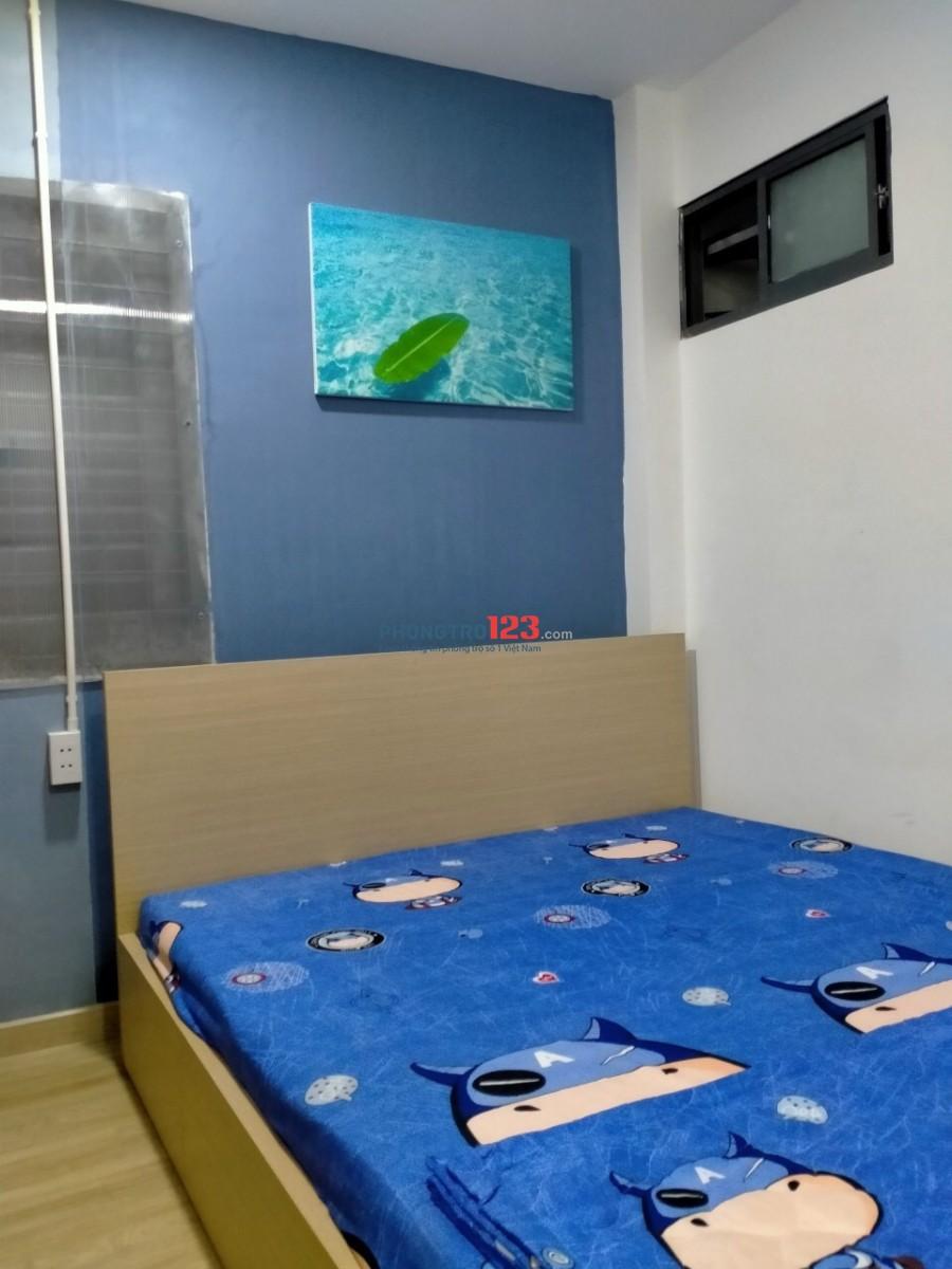 Phòng mới xây, full nội thất, an ninh tốt, giá cực yêu