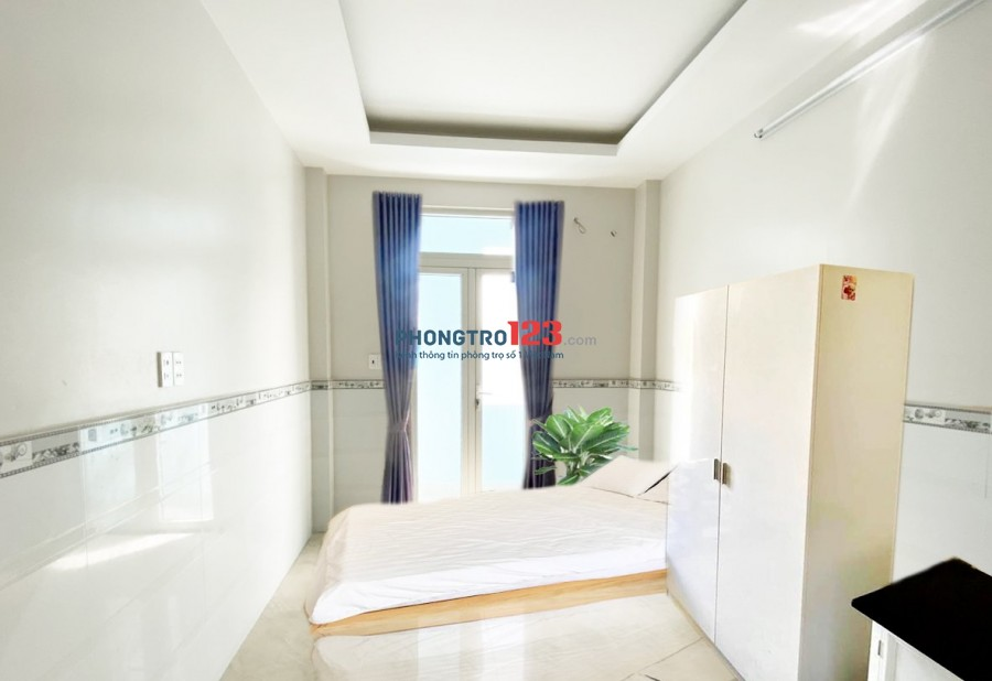 Phòng trọ dạng căn hộ mini cao cấp tại Phạm Văn Bạch, P.12, Quận Gò Vấp