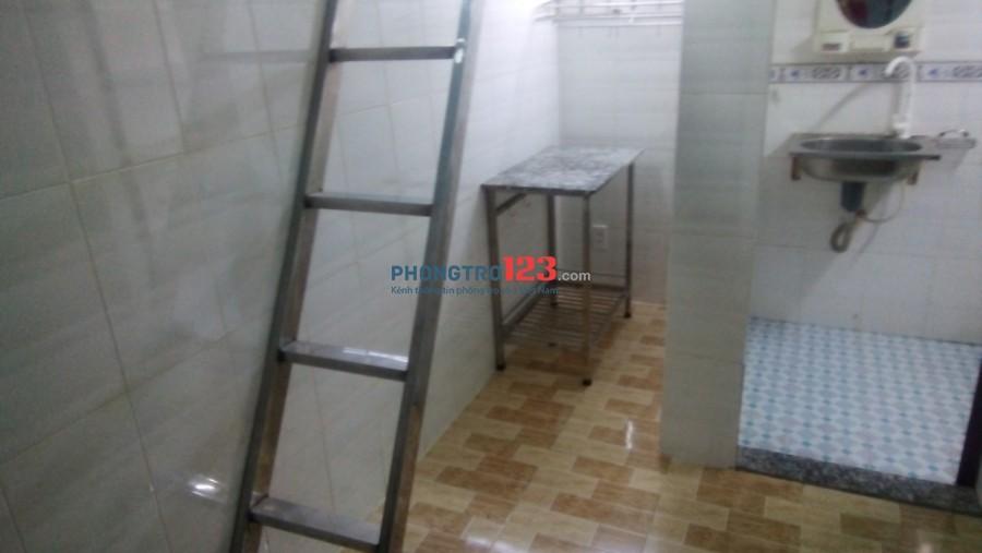 Phòng trọ Tân Phú giá rẻ chỉ có 2.5 triệu kề bên ĐHCN THỰC PHẨM