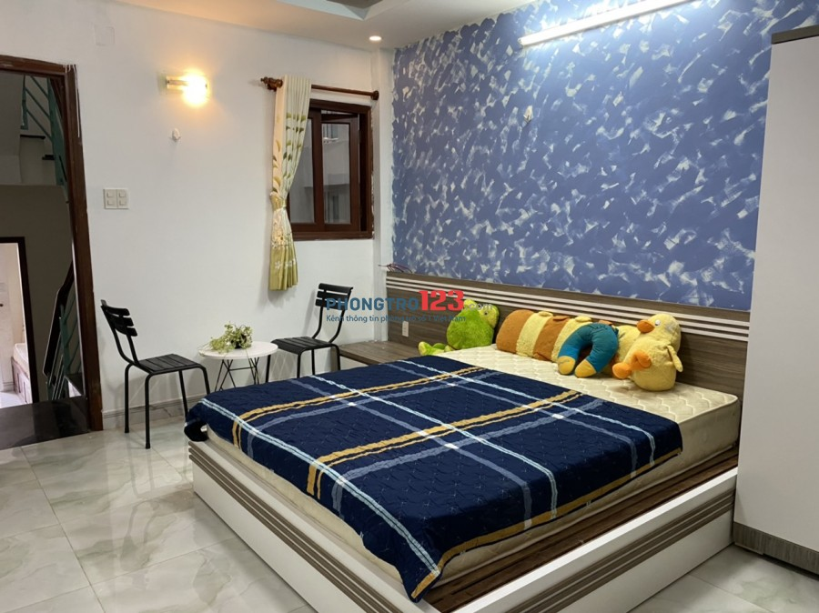 Phòng cho thuê tại đường Nguyễn Trãi ngay trung tâm Quận 1
