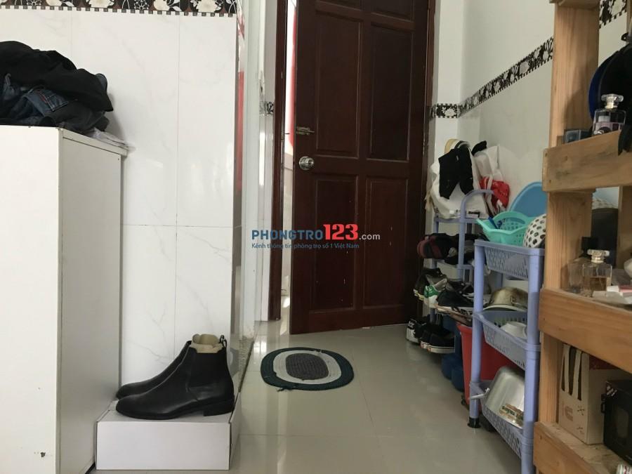 Cho thuê Phòng trọ 2- 3 Người ở Gần CV Gia Định, Đại Học Mở