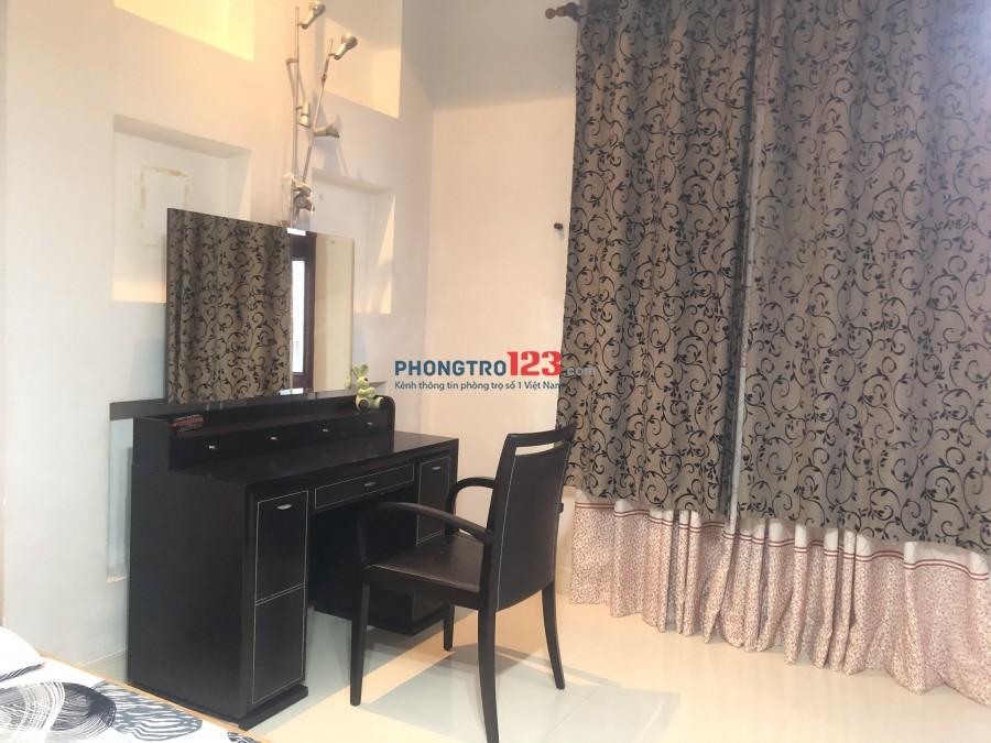 Cho thuê phòng trọ đầy đủ tiện nghi quận Tân Bình