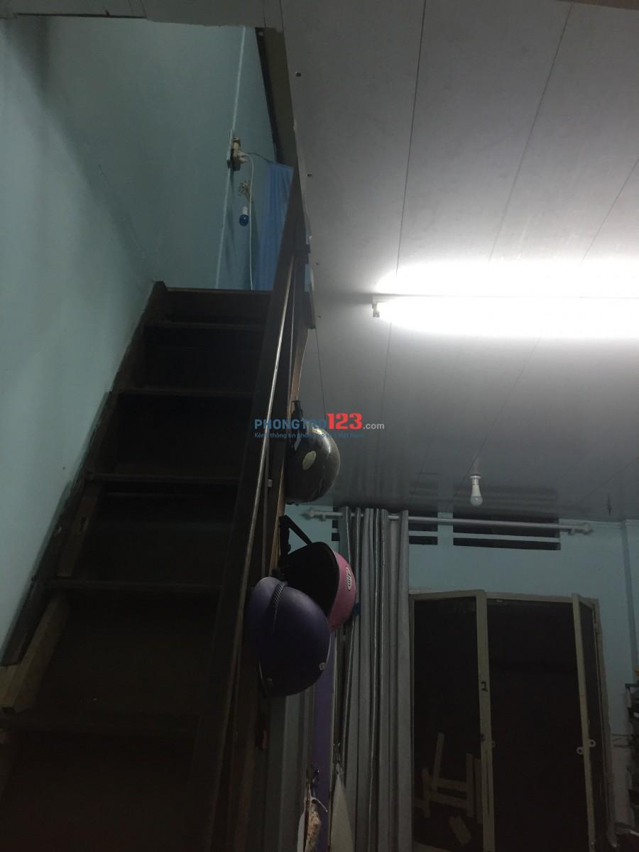 Tìm nữ ở ghép Nguyễn Thái Sơn, Quận Gò Vấp