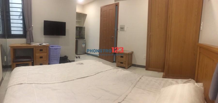 Cho thuê Căn hộ Khu Nam Long full nội thất, mới,sạch,đẹp, giá ưu đãi cuối năm 4,8 triệu/tháng, 30m2, Trần Trọng Cung, Q7